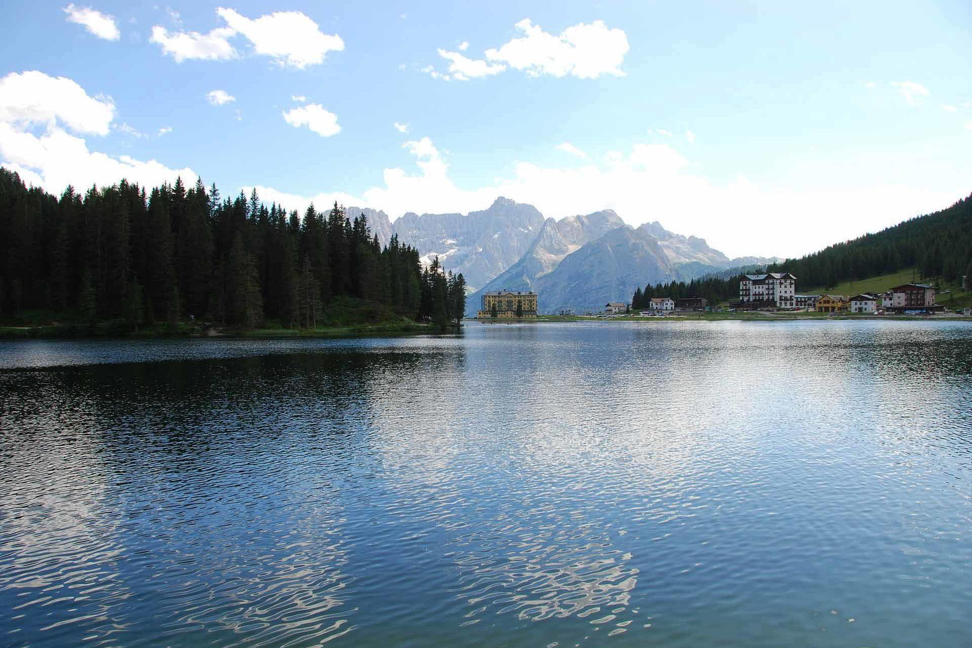Lago di misurina Chalet Lago Antorno - 1802720_1920