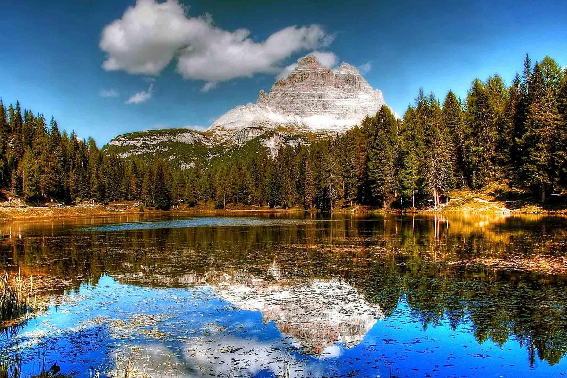 Chalet Lago Antorno